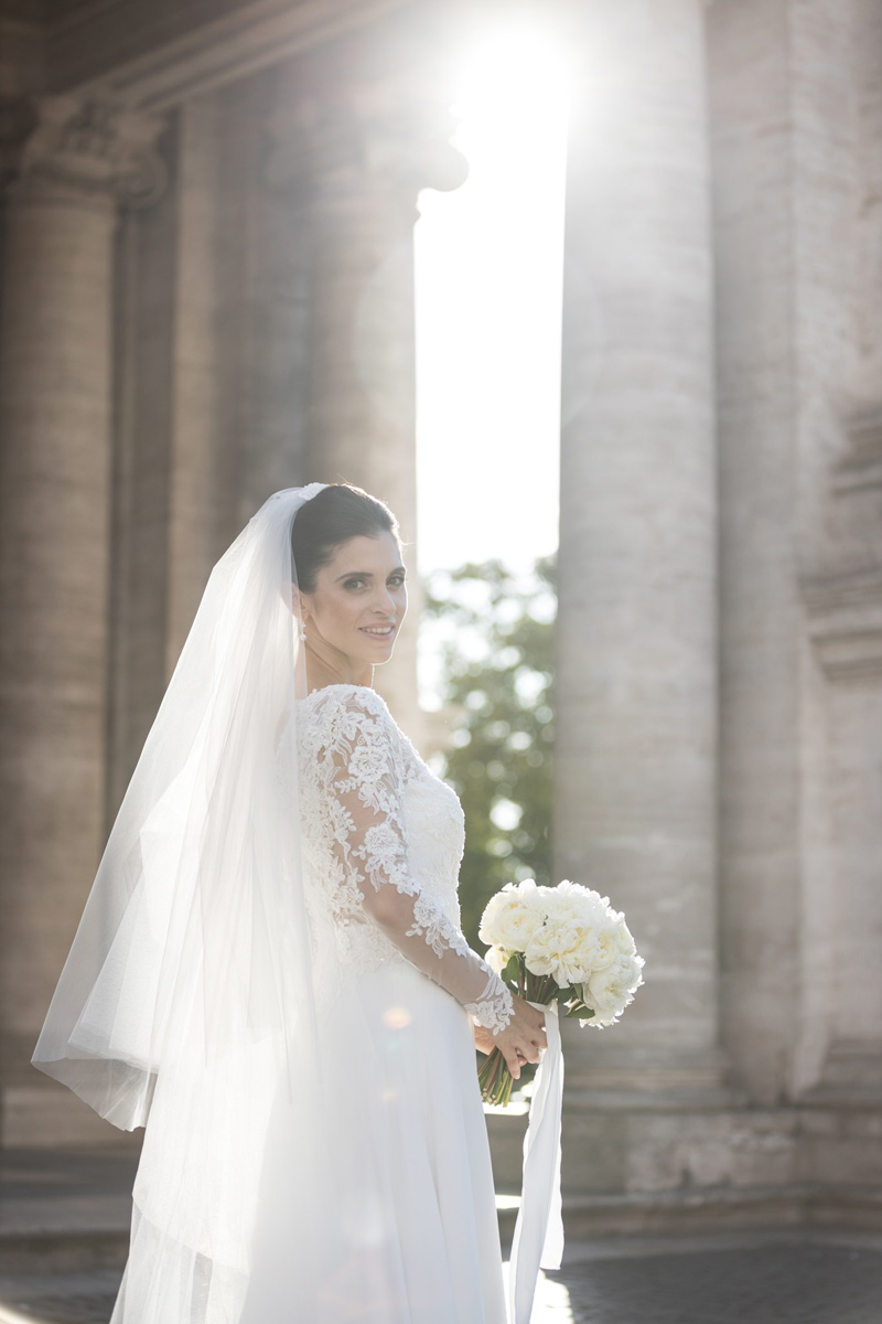 www.fabioschiazza.com - Campidoglio - Destination wedding photographer Rome