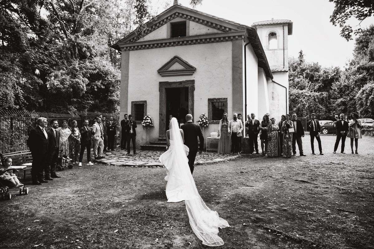 Borgo le Grazie in a pic by Fabio Schiazza
