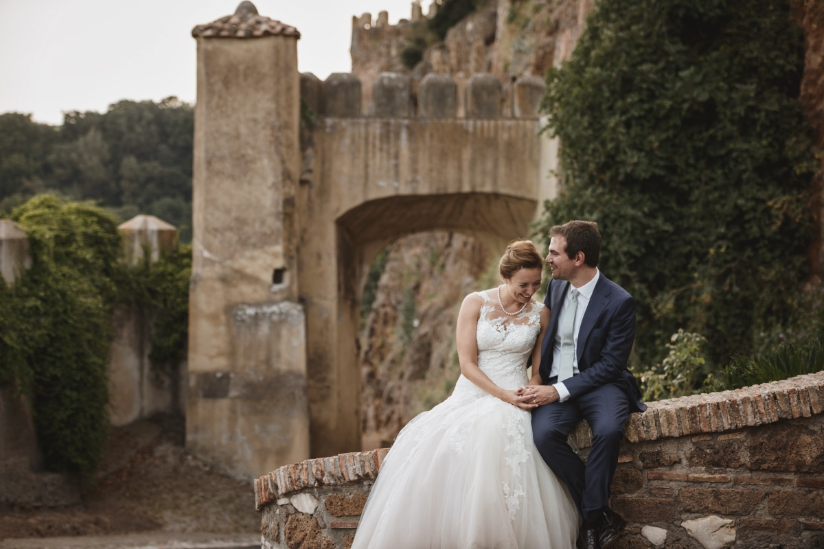 Ceri Castle in a pic by Fabio Schiazza