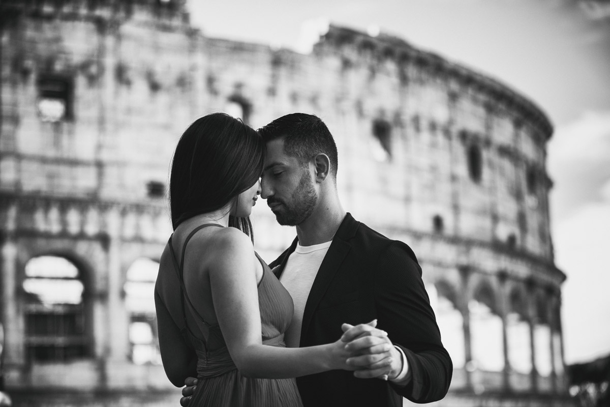 www.fabioschiazza.com - Engagement photographer Rome