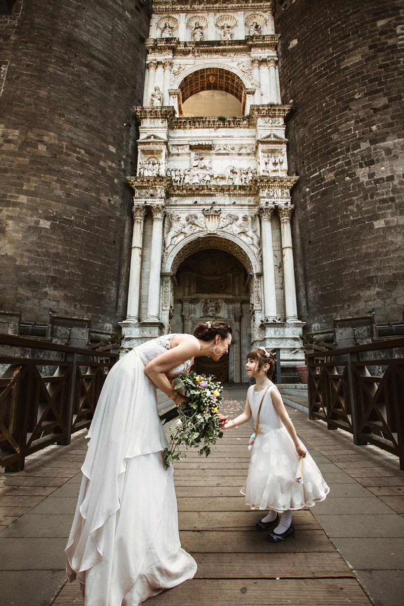 www.fabioschiazza.com - Maschio Angioino - Destination wedding photographer Rome