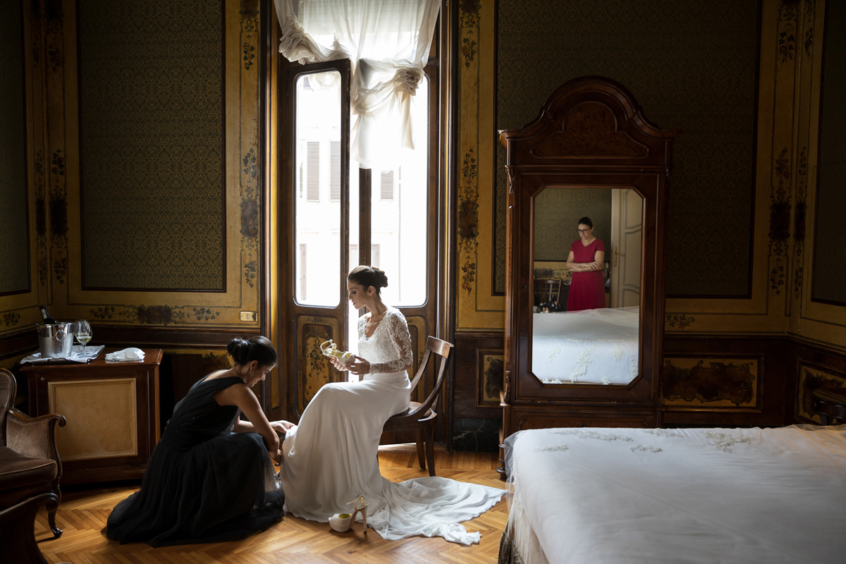 www.fabioschiazza.com - Hotel Locarno - Destination wedding photographer Rome