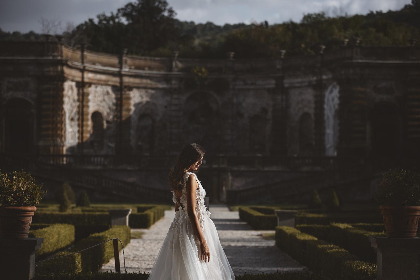 Villa Mondragone in a pic by Fabio Schiazza