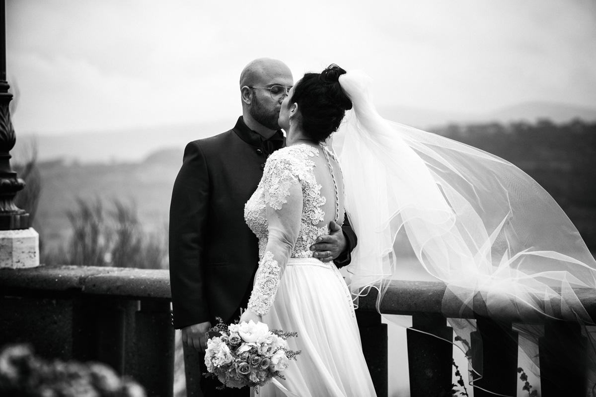 The veil in a pic by Fabio Schiazza