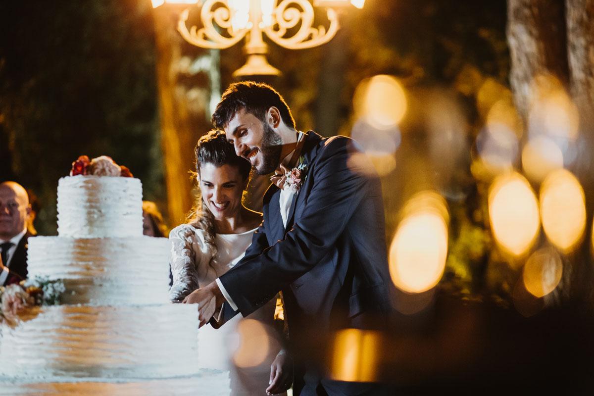 The cake in a pic by Fabio Schiazza